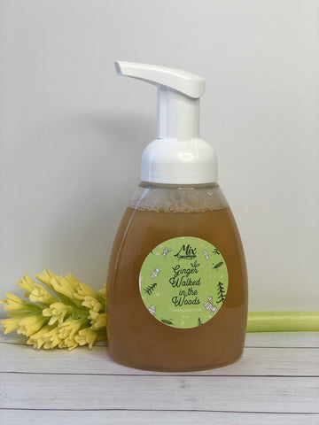 Ginger Walked in the Woods | Foaming Hand Soap
