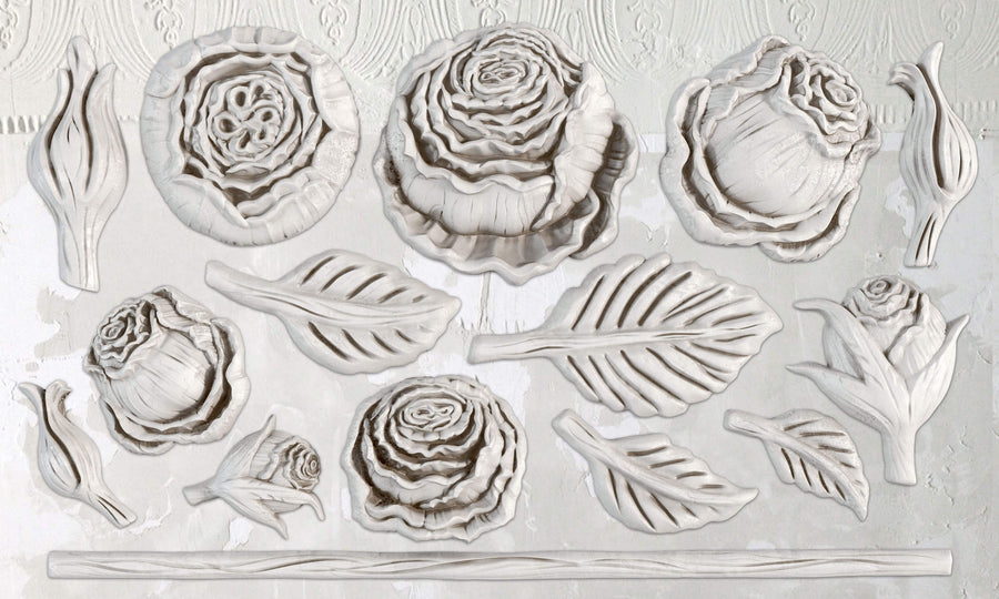 Heirloom Roses Decor Mould™