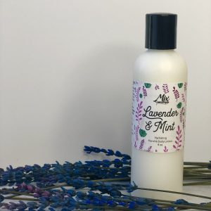 Lavender Mint Hydrating Body Lotion