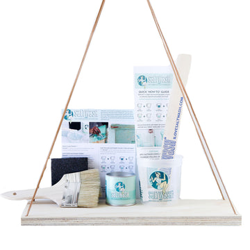 Saltwash® Faux Effects Kit - Boho Swing Shelf