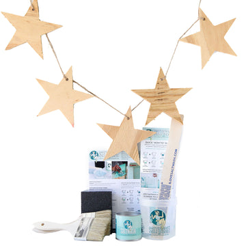 Saltwash® Faux Effects Kit - Star Garland