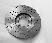 DUCATI BEVEL 750 SS 900 SS REAR DISC BRAKE ROTOR 229 MM O.D