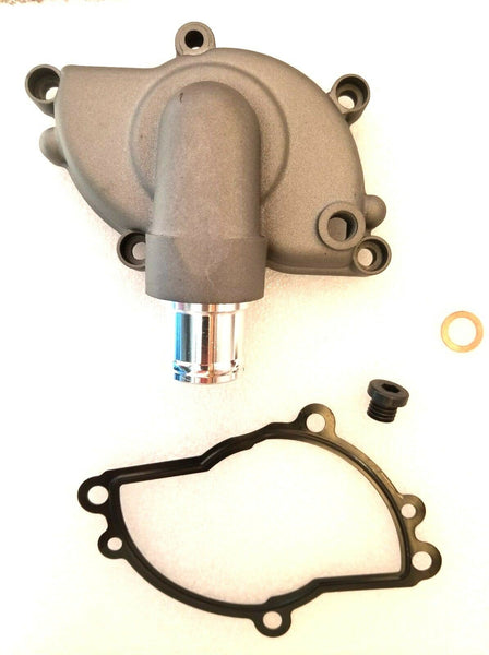 Ducati Water Pump Impeller Cover 748 916 996 999 998 Monster + Gasket 'NEW'