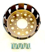 Ducati Corse-Style Clutch Basket 6061T3 hard anodized 1098/1198