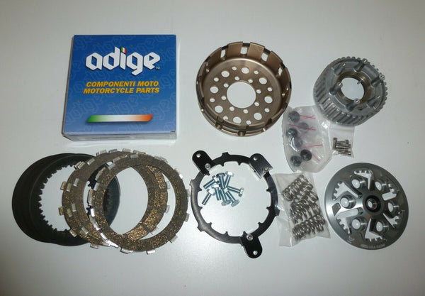 Ducati Monster 748 900 916 Dry Clutch SET Complete by ADIGE GUNMETAL 19020111a