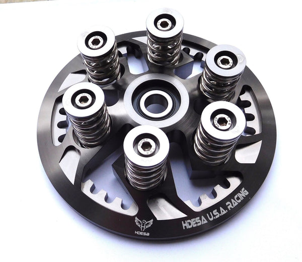 DUCATI CLUTCH PRESSURE PLATE KIT Ducati 6 SPEED  GUNMETAL SAME DAY SHIPPING