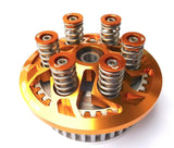 DUCATI Clutch PRESSURE PLATE INNER HUB SET 6 SPEED GOLD ANODIZED - HdesaUSA