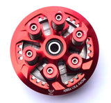 Ducati 748 916 996 998 Monster Complete Clutch Set Complete ADIGE RED 19020111a