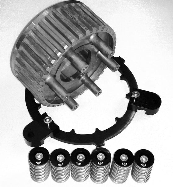 DUCATI CLUTCH BOSS / HUB KIT / Alu cap / Spring set / Tool / 6 SPEED Engine