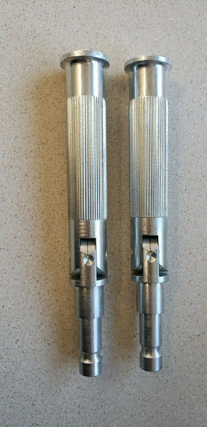 DUCATI BEVEL 900 SS 900 HR S2 Mille FOLDING FOOT PEG REAR SETS NEW - HdesaUSA