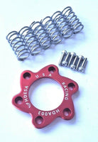 DUCATI 748 996 749 999 1098 1198 Monster RED Stainless Clutch Spring w/ Spider