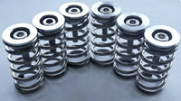 DUCATI 6 SPEED DRY CLUTCH SPRING ALLOY COLLAR CAP KIT SILVER HDESA USA - HdesaUSA