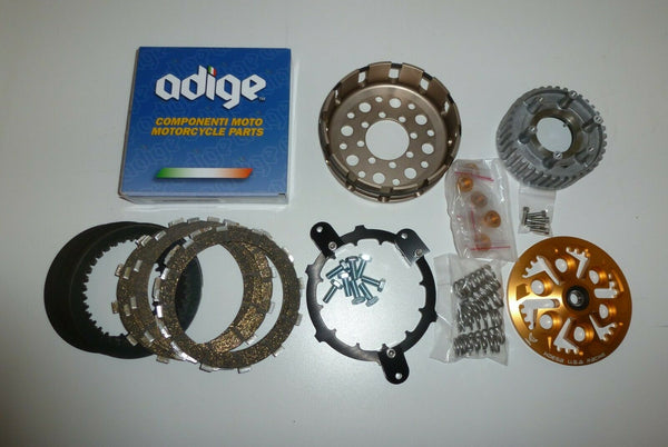 Ducati Monster 1000 1000S S4 Clutch Pressure Plate Clutch SET GOLD by ADIGE