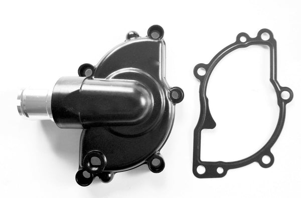 Ducati Water Pump Cover w/ Gasket Black  748 916 996 999 998 1098 Monster