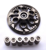 Ducati Monster 900C 900D 900M 900 Dry Clutch Hub Kit Complete GUNMETAL GREY 19020111A
