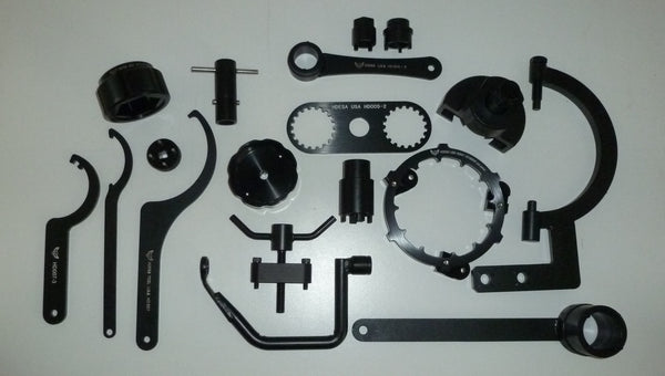 DUCATI 748 916 996 HDESA Engine Chassis Service Superbike Tool Set