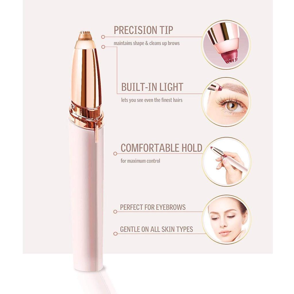 Beaubrow - Flawless Brows Electric Trimmer Pen