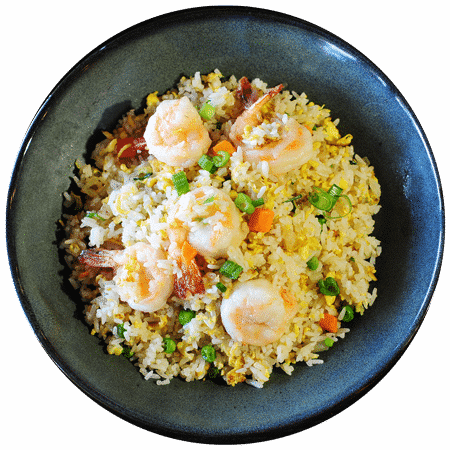 M17. FRIED RICE (LUNCH MENU)