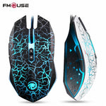 Fmouse X8 wired mouse