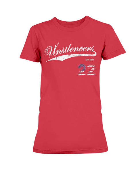 ENDING 22 v. 1.0 - The Unsilencers (Ladies T-Shirt)