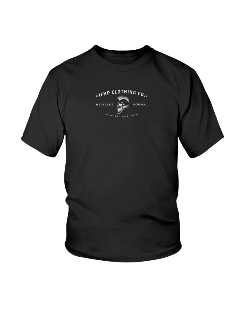 Reinvent Normal - On the Level (Youth Ultra Cotton T-Shirt)