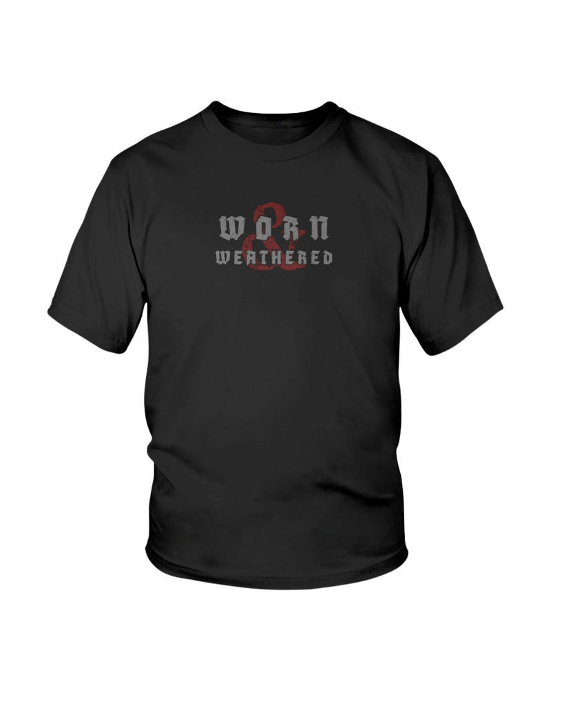 Worn & Weathered (Youth Ultra Cotton T-Shirt)