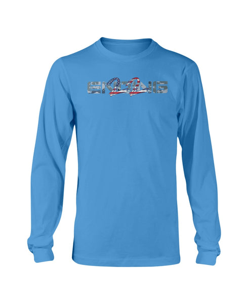 ENDING 22 v. 3.0 - Navy Edition (Long Sleeve)