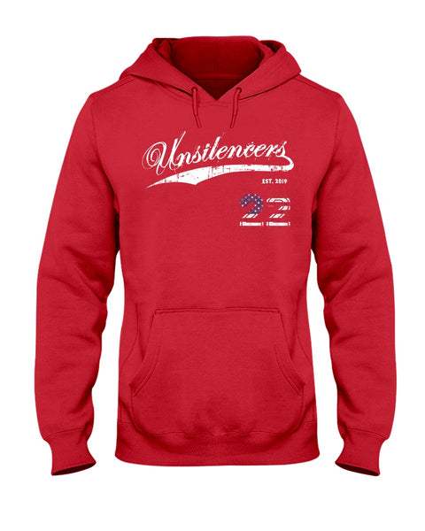 ENDING 22 v. 1.0 - The Unsilencers (Hoodie)