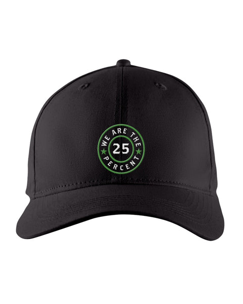 We Are The 25 Percent - Mental Health Awareness (Richardson Snapback Trucker Cap)