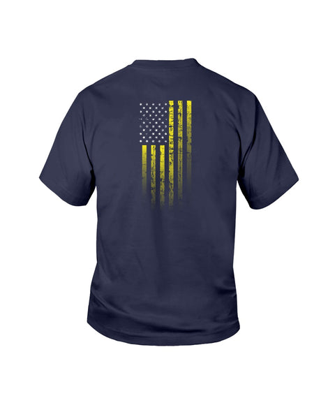 We, The Rugged Patriots - Suicide Prevention Awareness (Youth Ultra Cotton T-Shirt)