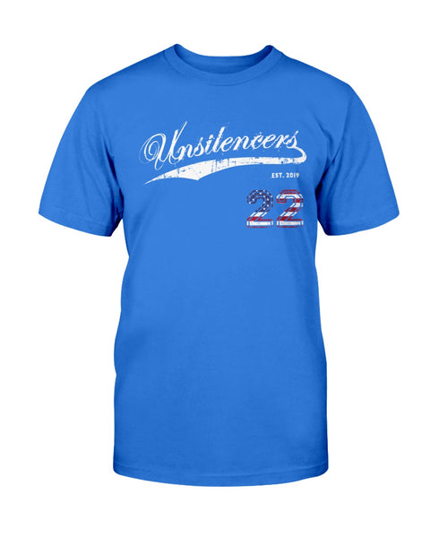 ENDING 22 v. 1.0 - The Unsilencers (Men's/Unisex T-Shirt)