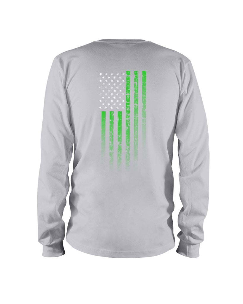 We, The Rugged Patriots - Mental Health Awareness (Long Sleeve)