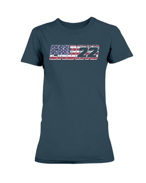 ENDING 22 v. 2.0 (Ladies T-Shirt)