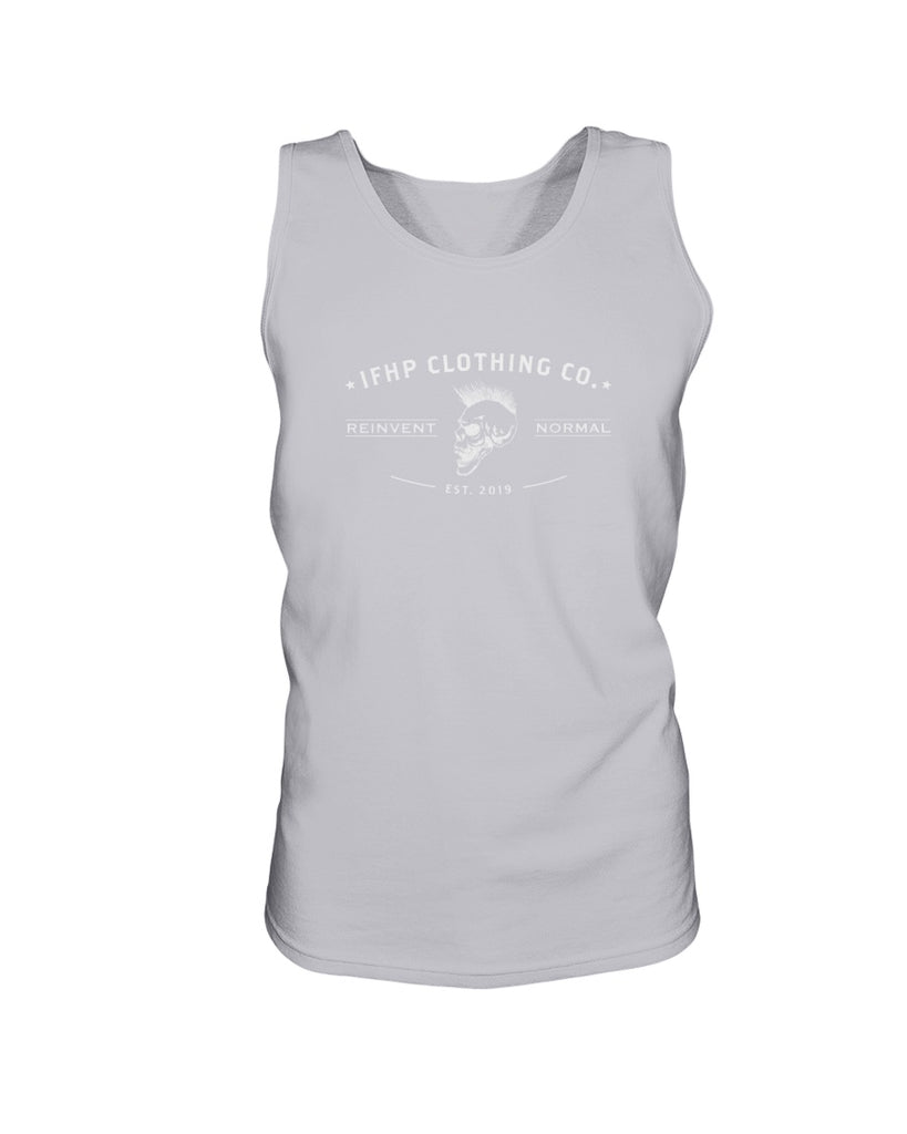 Reinvent Normal - On the Level (Unisex Tank Top)