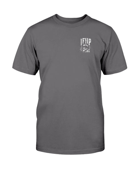 We, The Rugged Patriots - Mental Health Awareness (Men's/Unisex T-Shirt)