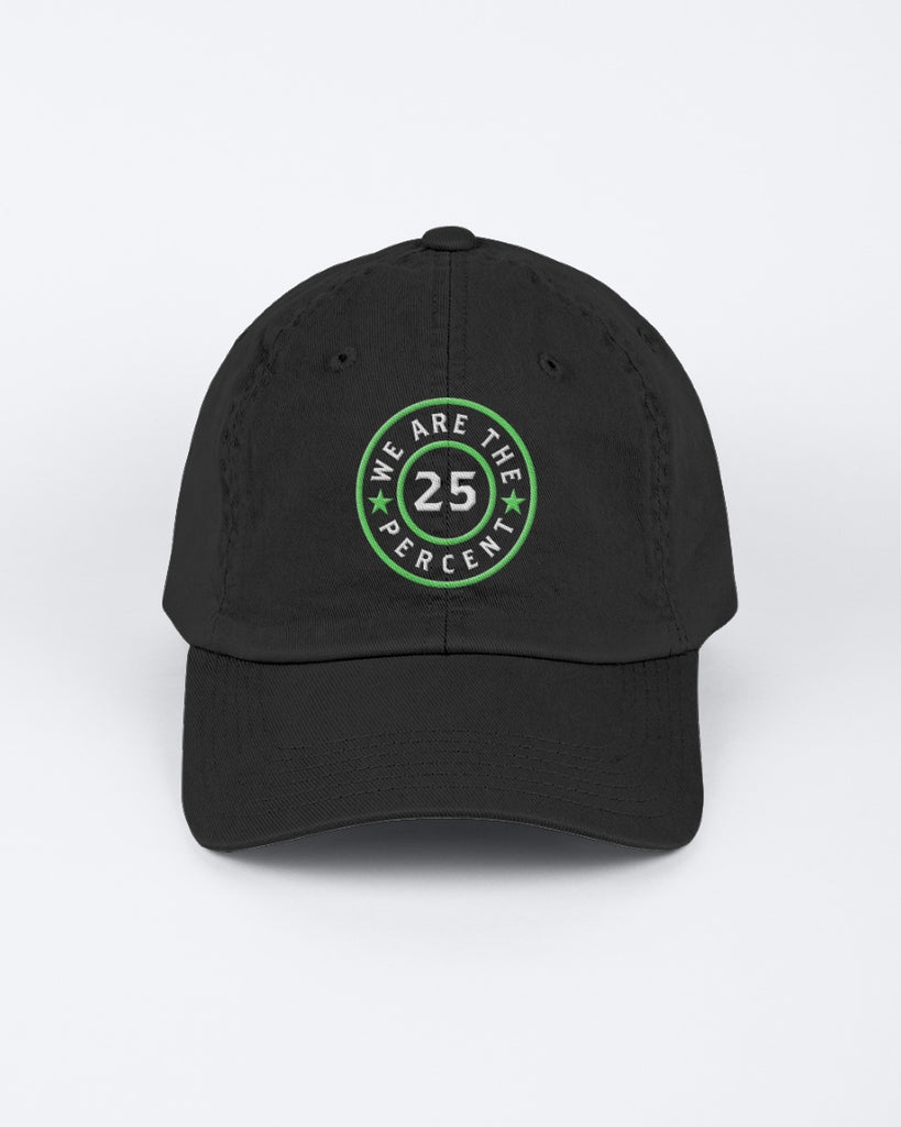 We Are The 25 Percent - Mental Health Awareness (5 Panel Cap)