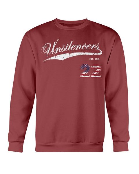 ENDING 22 v. 1.0 - The Unsilencers (Crew Sweatshirt)