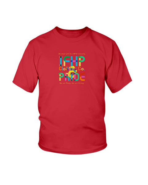 PRIDE 2020 (Youth Ultra Cotton T-Shirt)