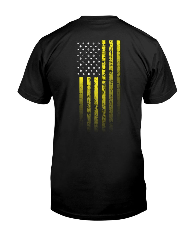 We, The Rugged Patriots - Suicide Prevention Awareness (Men's/Unisex T-Shirt)