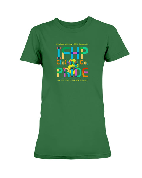 PRIDE 2020 (Ladies T-Shirt)