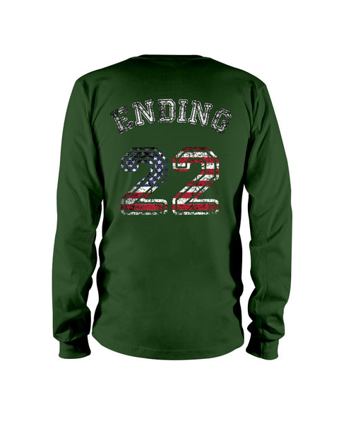 ENDING 22 v. 1.0 - The Unsilencers (Long Sleeve)