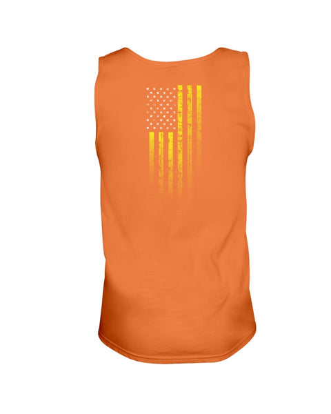 We, The Rugged Patriots - Suicide Prevention Awareness (Unisex Tank Top)