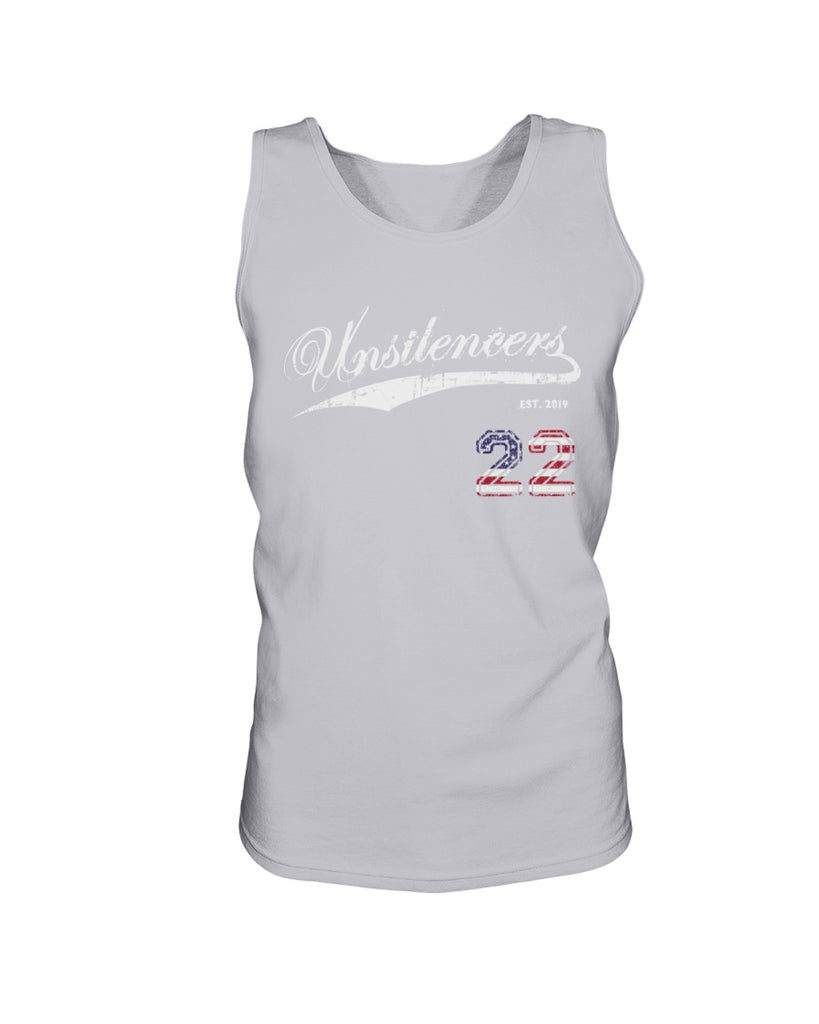 ENDING 22 v. 1.0 - The Unsilencers (Unisex Tank Top)
