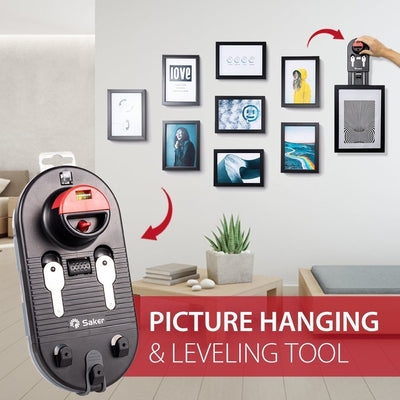 Easypic Picture Hanging Tool Kit - Wowtsup