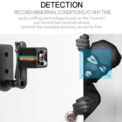 Foxeye Mini Security Camera - Wowtsup