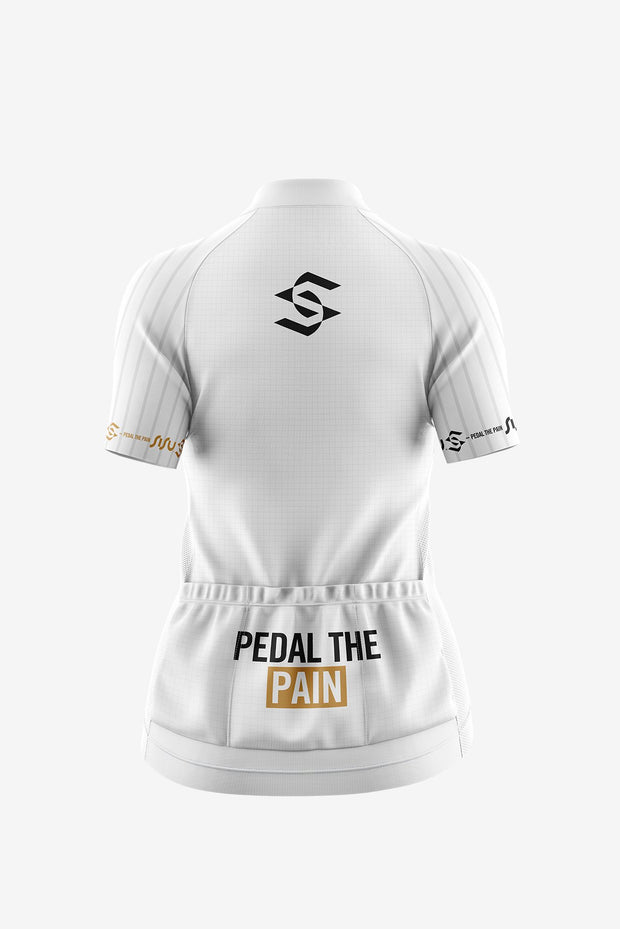 Limited Edition Summer Jersey White Back (Women)