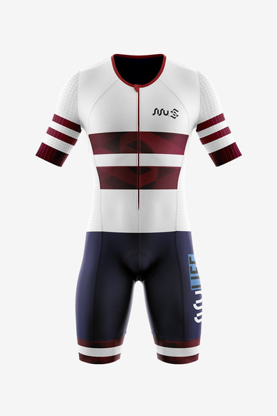 Geometric Racesuit (Men)