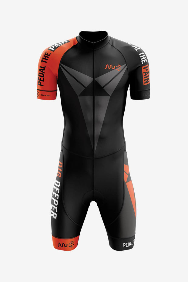 SiSu Pro Cycling Kit Natural Colour-range (Men)