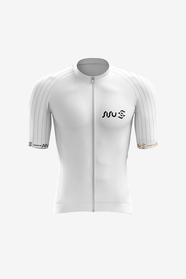 Limited Edition Summer Jersey White Front (Men)