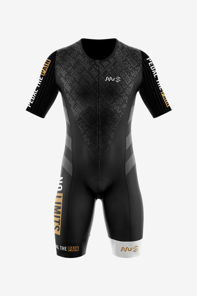 Ultimate Racesuit Front (Men)
